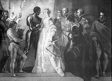 How does Shakespeare's play Othello show the theme of marriage?